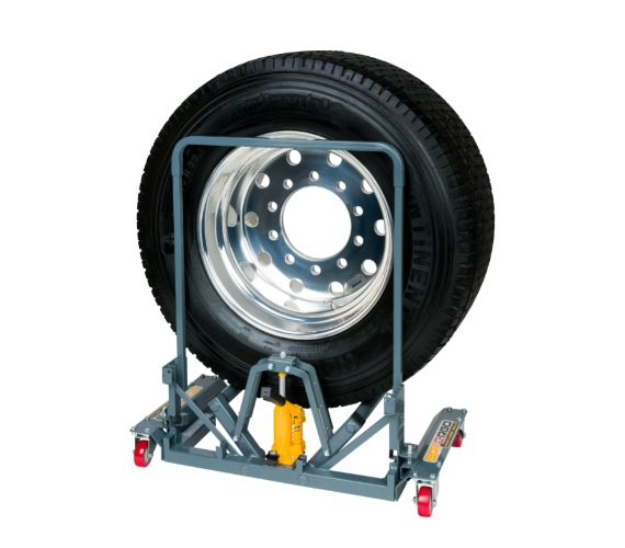 hydraulic truck tire lifter safergo